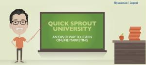 quicksprout university review