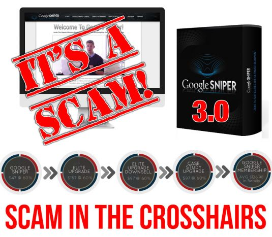 Google Sniper 3.0 Review – Scam in the Crosshairs