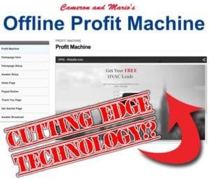 offline profit machine