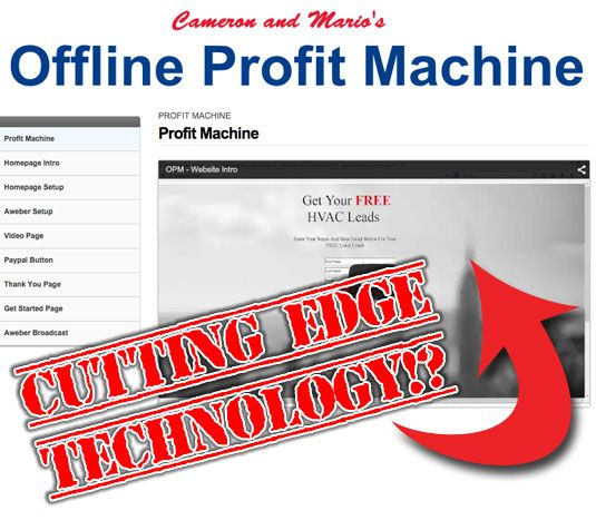Offline Profit Machine
