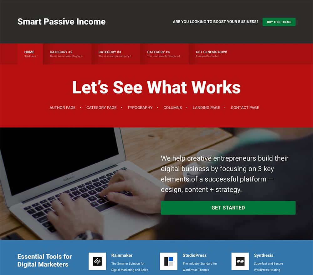 Smart Passive Income Pro Theme Review – A Smart Choice For You?