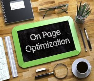 Top 5 On Page SEO Elements