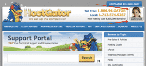 HostGator Live Chat