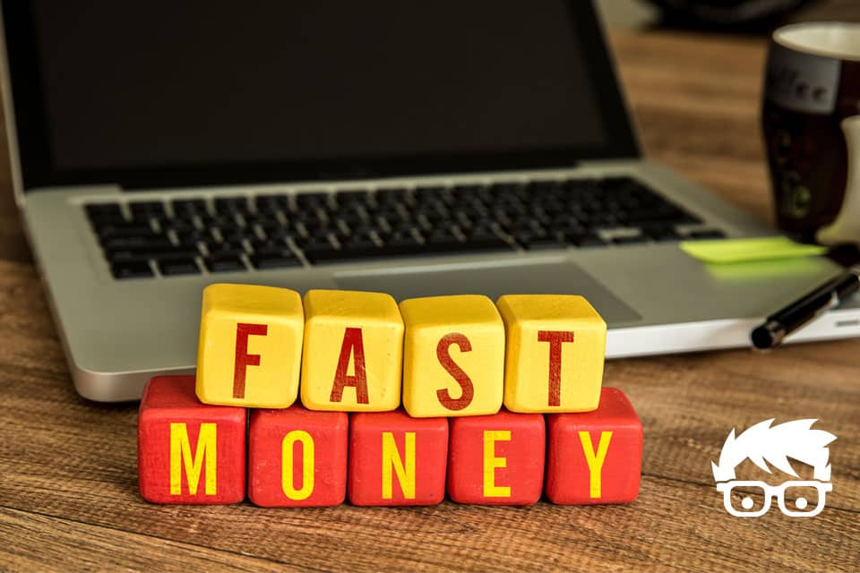 3 Fast Methods of Online Marketing Income