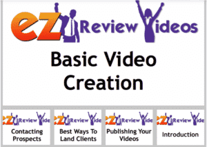 EZ Review Videos Training