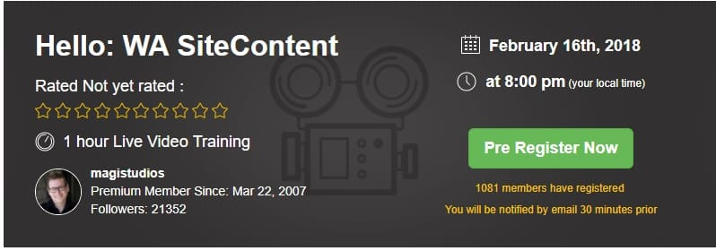 WAbinar hello sitecontent