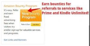 amazon associates bounty program