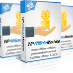 WP Affiliate Machine Review Product Box