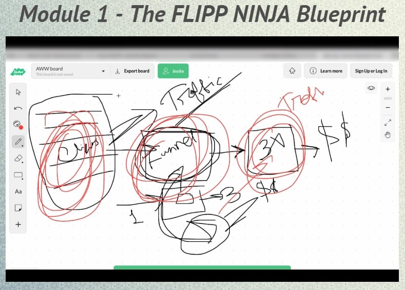 Flipp Ninja Review video quality