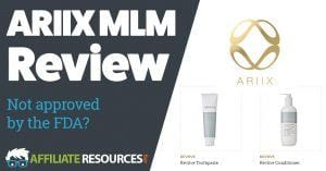ARIIX MLM Review