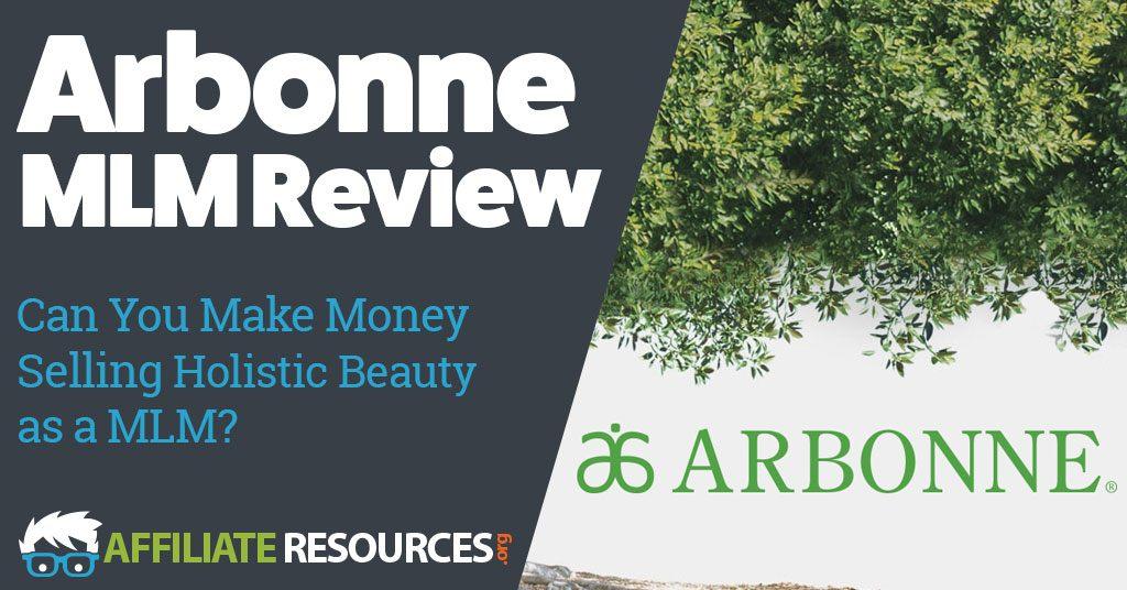 Arbonne MLM Review