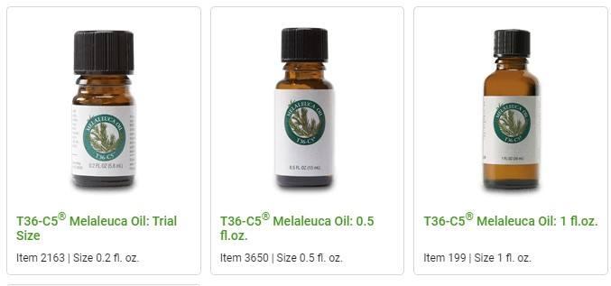 Melaleuca MLM Review-Tea Tree Oil