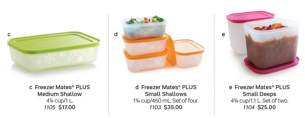 Tupperware MLM Review-Products