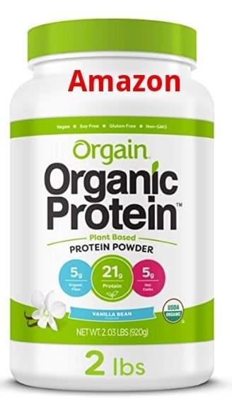 Herbalife MLM Review - Orgain Powder
