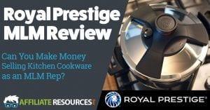 Royal Prestige MLM Review