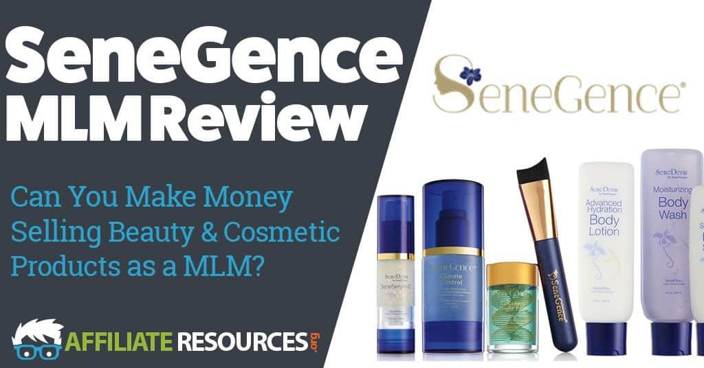 SeneGence MLM Review