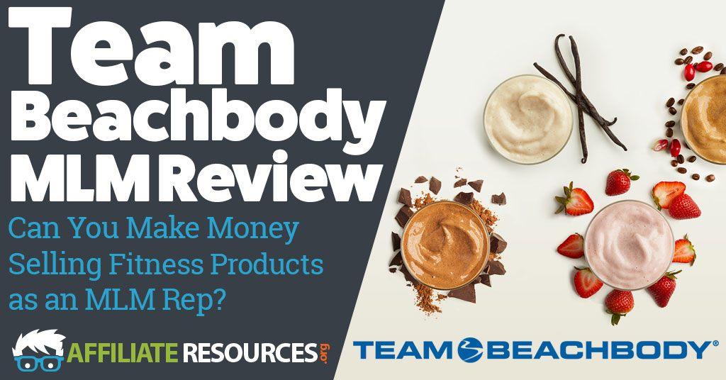 Team Beachbody MLM Review